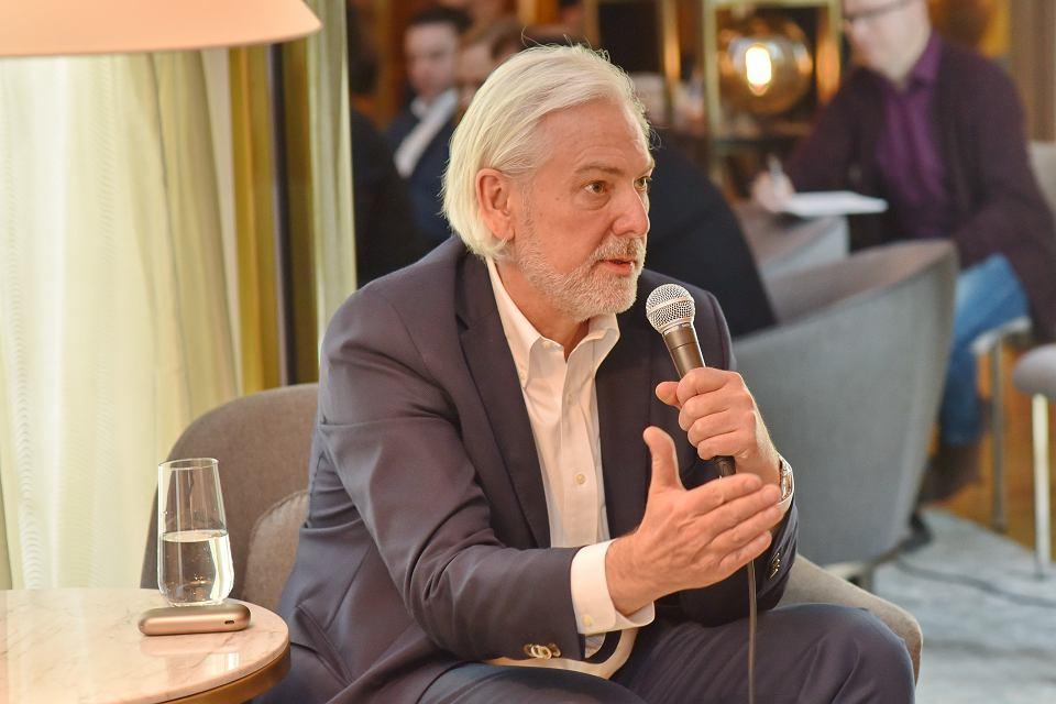 Jacek Olczak - prezes ds. Operacyjnych Philip Morris