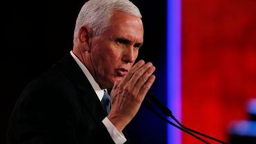Światowe Forum Holokaustu - Mike Pence