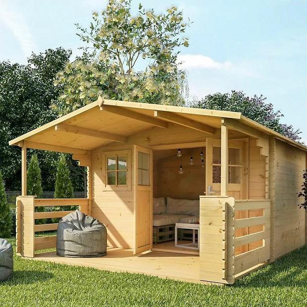 Jakie drewniane domki ogrodowe wybrać i jak je wykorzystać? Podpowiadamy