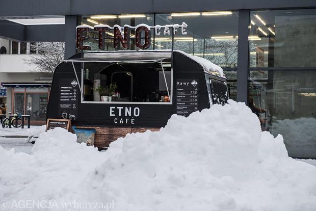 Zdjęcie numer 56 w galerii - Wrocław pod śniegiem. Zobacz zimowe zdjęcia z centrum miasta [FOTO]
