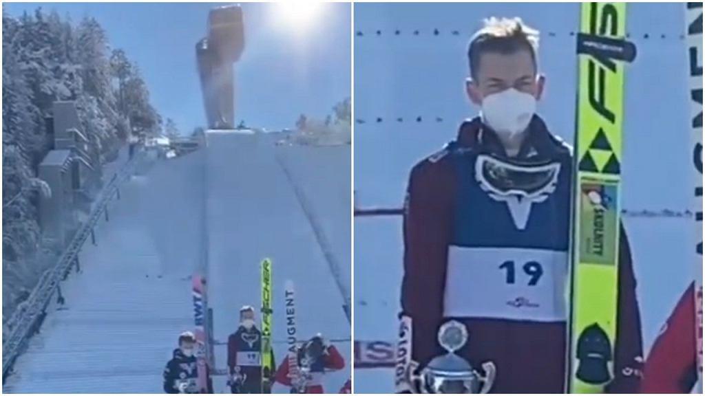 Aleksander Zniszczoł najpierw wygrał, a potem zapewnił Polsce zwiększenie limitu na zawody Pucharu Świata podczas PK w Innsbrucku