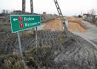 Nowe drogi rozkręcają się w Polsce powoli
