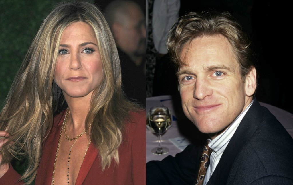 Jennifer Aniston, Daniel McDonald