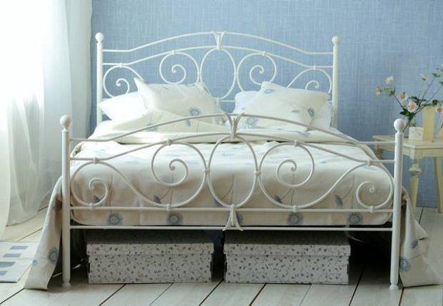 Trend Metalowe łóżka Najciekawsze Propozycje
