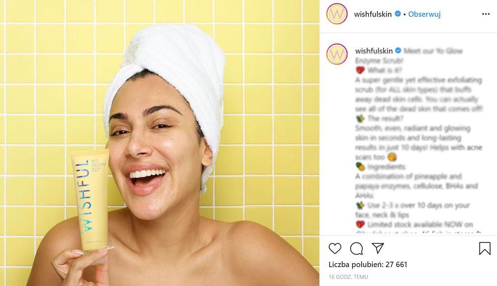 Wishful skin. Huda Beauty stworzyła linię kosmetyków do pielęgnacji