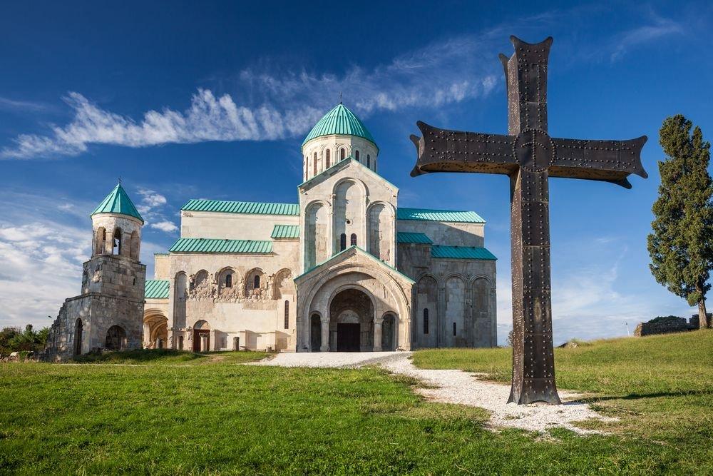 Katedra Bagrati w Kutaisi
