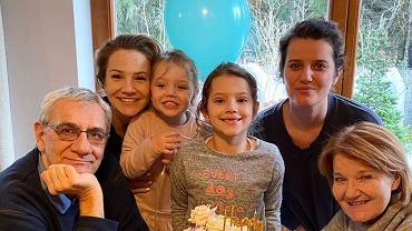 Zborowscy świętowali urodziny wnuczki. Zabrakło Andrzeja Wrony. Zofia tłumaczy nieobecność męża. Fanom się to nie spodobało