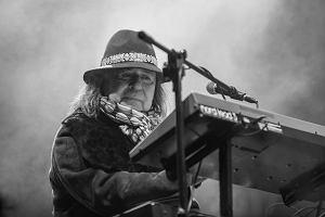 Dziś w nocy odszedł Romuald Lipko, współtwórca Budki Suflera. Muzyk walczył z nowotworem.