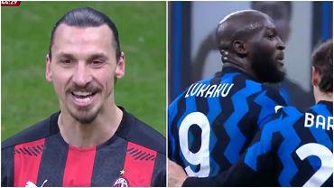 Kłótnia Ibrahimovicia z Lukaku