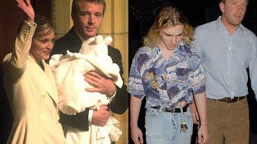 Madonna i Guy Ritchie z Rocco