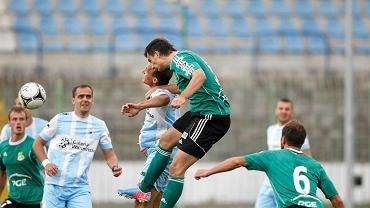 Stomil po bramce Tomasza Bzdęgi jeszcze w 76. minucie remisował z GKS Bełchatów 2:2. Ostatecznie jednak po golu Michała Maka przegrał w Olsztynie 2:3. Teraz czas na rewanż.