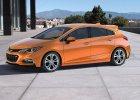 Chevrolet Cruze - będzie mocniejsza wersja?