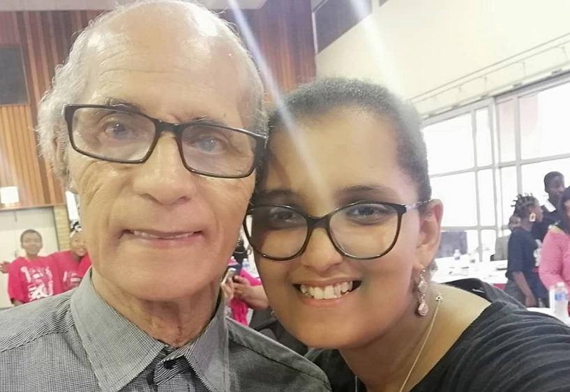 29-letnia studentka prawa poślubiła 80-letniego mężczyznę. 'Jest bardzo dobrym kochankiem'