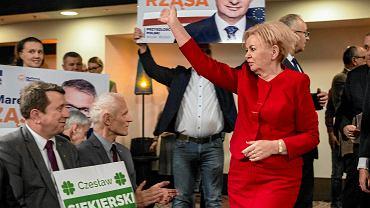 Wybory do Parlamentu Europejskiego 2019. Krystyna Skowrońska