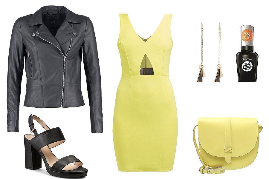 Zolte Sukienki Na Trzy Sposoby Odkryj Ciekawe Zestawy