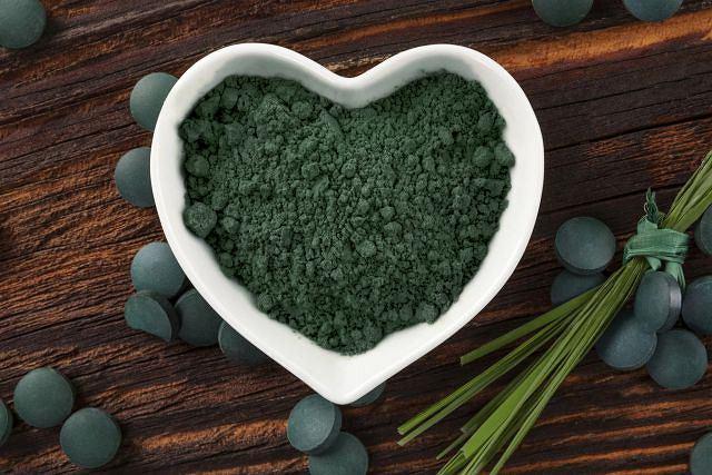 Zielony booster w diecie, czyli Chlorella dla aktywnych