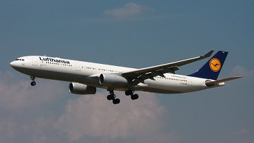 Airbus A330 linii Lufthansa