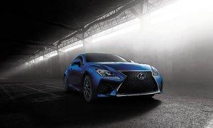 Wideo - Lexus RC-F