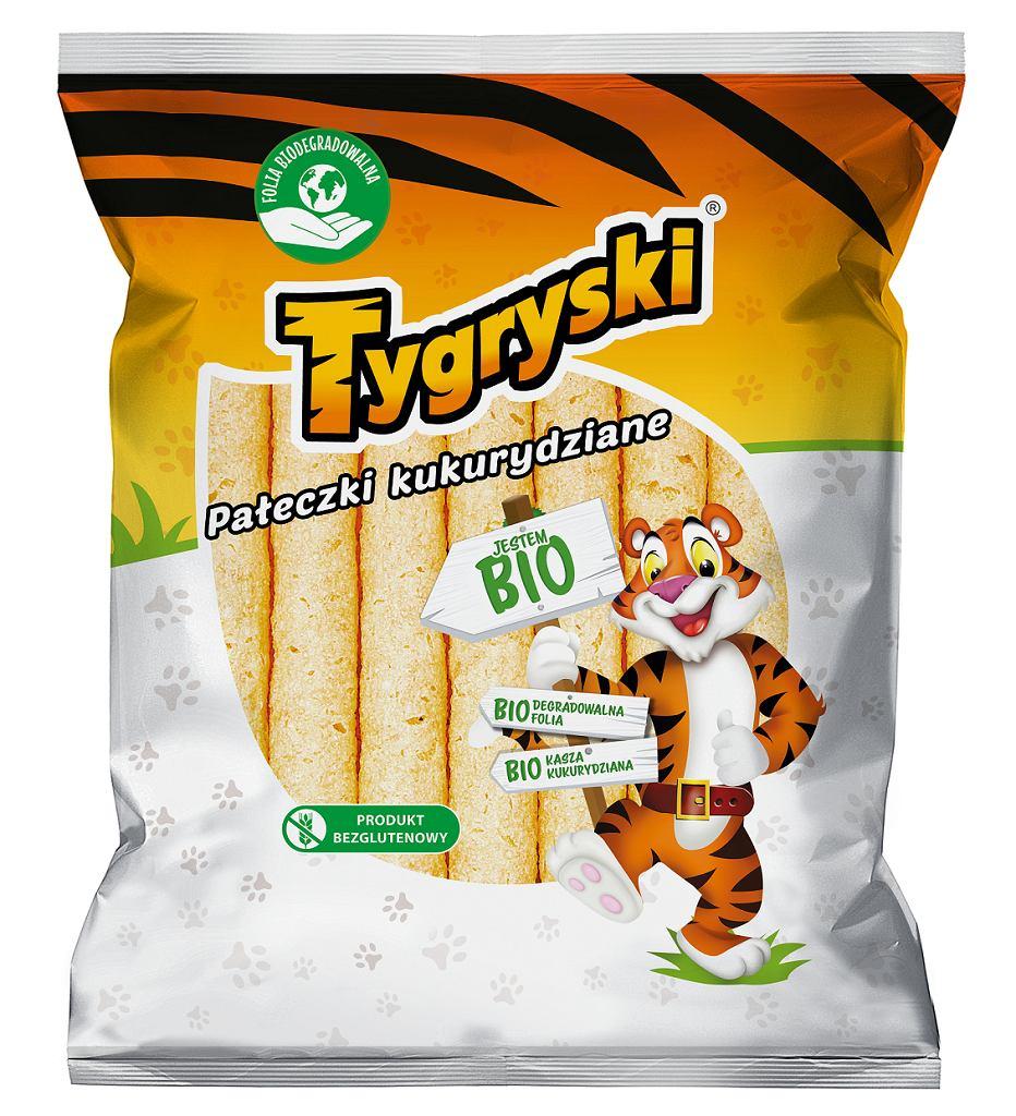 Tygryski pałeczki BIO