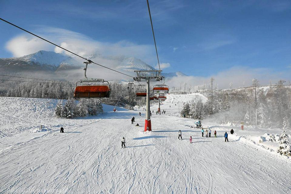 2d1a69ea3 Słowacja dla narciarzy. Przegląd ośrodków, wyciągi, stoki
