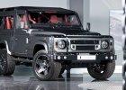 Land Rover Defender | Sześć kół