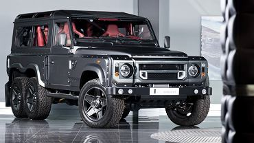 Defender Flying Huntsman 6x6