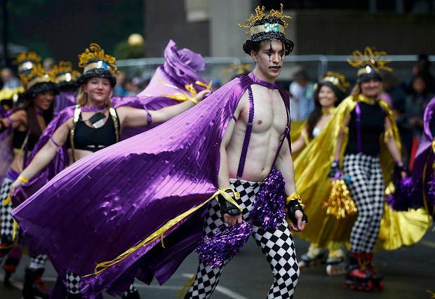 Zdjęcie numer 0 w galerii - Karnawał Notting Hill. To druga po karnawale w Rio największa impreza na świecie