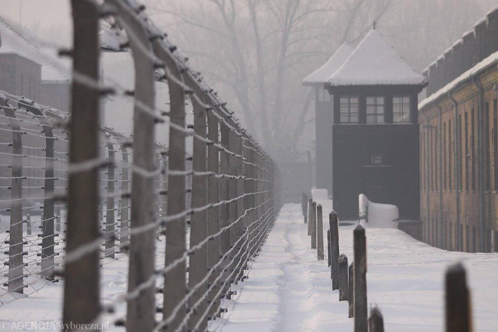 Muzeum KL Auschwitz, październik 2010 / Fot. Michał Lepecki / Agencja Gazeta