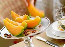 Melon z serem - ugotuj
