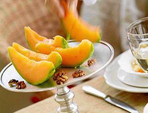 Melon z serem