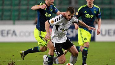 Legia Warszawa - Ajax Amsterdam, 26.02.2015