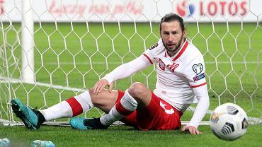 Grzegorz Krychowiak niezadowolony z reakcji kolegów z reprezentacji Polski.