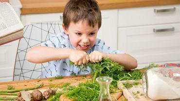 Dla dzieci gotowanie może być prawdziwą przygodą