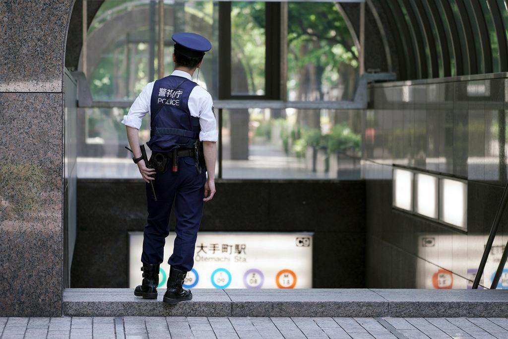 Japonia. Polak zaatakował kobietę w dzielnicy czerwonych latarni w Tokio. Został aresztowany (zdj. ilustracyjne)