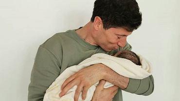 Robert Lewandowski został ojcem po raz drugi