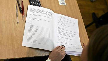 Będzie próg zaliczeniowy na egzaminach maturalnych na poziomie rozszerzonym?