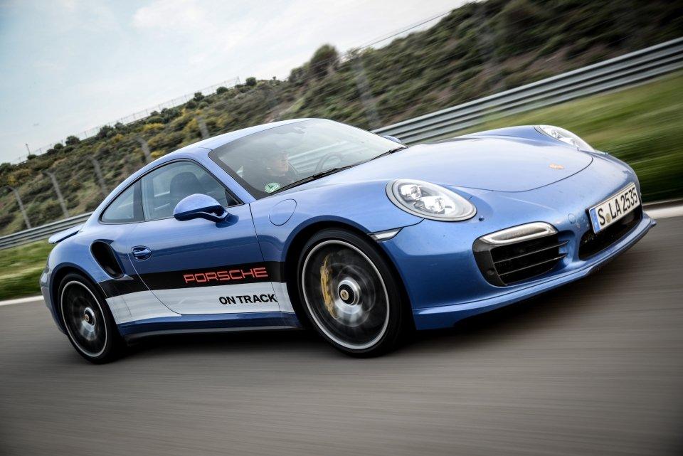 Porsche On Track