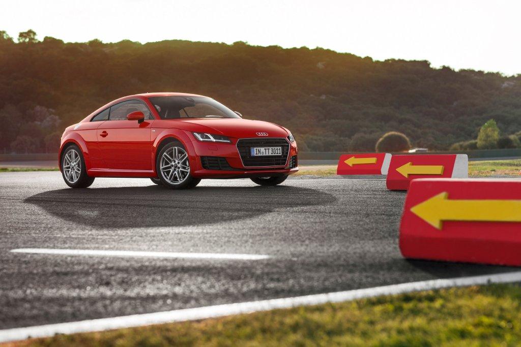 Nowe Audi TT
