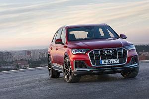 Nowe Audi Q7, czyli lifting, który zmienia praktycznie wszystko
