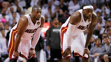 Miami Heat - San Antonio Spurs 95:88