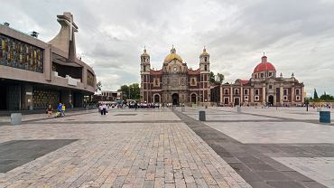 Miasto Meksyk. Sanktuarium Matki Bożej z Guadalupe / Shutterstock