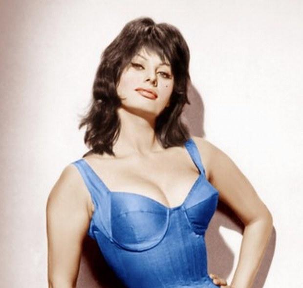 IT STARTED IN NAPLES, Sophia Loren, 1960