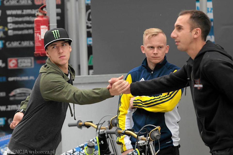 Zdjęcie numer 1 w galerii - Żużlowcy trenowali przed Grand Prix na żużlu [ZDJĘCIA]