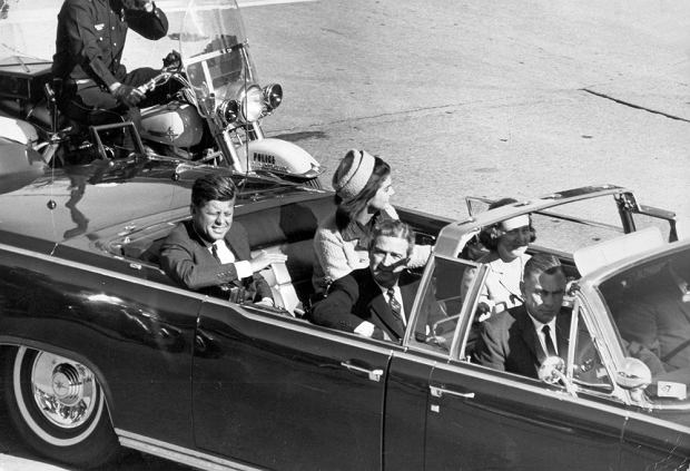 President John F Kennedy's assassination.  Dallas Texas   22 November 1963  ?TopFoto   Ref: B196_095068_0727  Date: 22.11.1963  Compulsory Credit: UPPA/Photoshot      fot. Photoshot/REPORTER