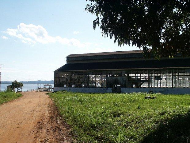 Fordlandia, Brazylia