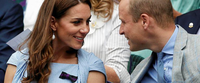 Kate i William zaprosili wyjątkowego gościa. Znanego na całym świecie