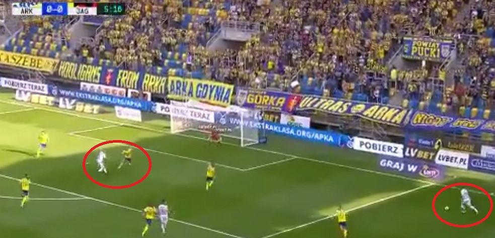 Pierwszy gol w sezonie 2019/20