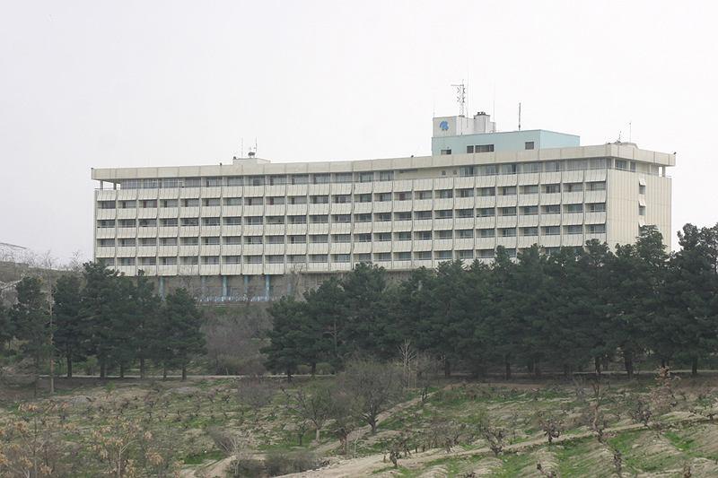 Hotel Intercontinental w Kabulu