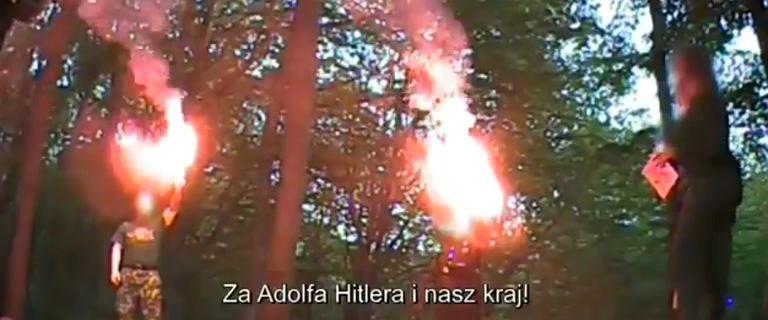 Jest akt oskarżenia dla organizatorów i uczestników urodzin Hitlera