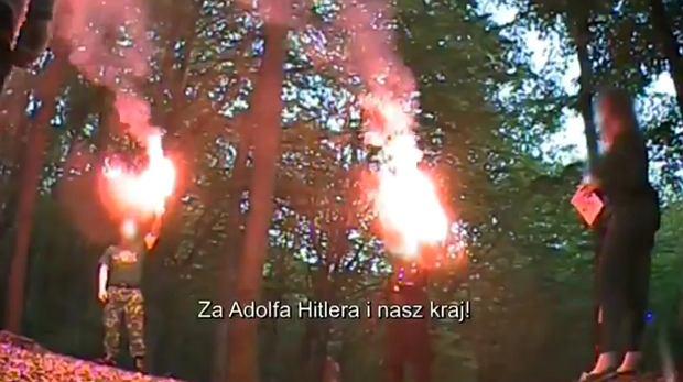 """Autorzy reportażu o nazistach na celowniku. Absurdalne zarzuty. """"Zataili fakt przestępstwa"""""""